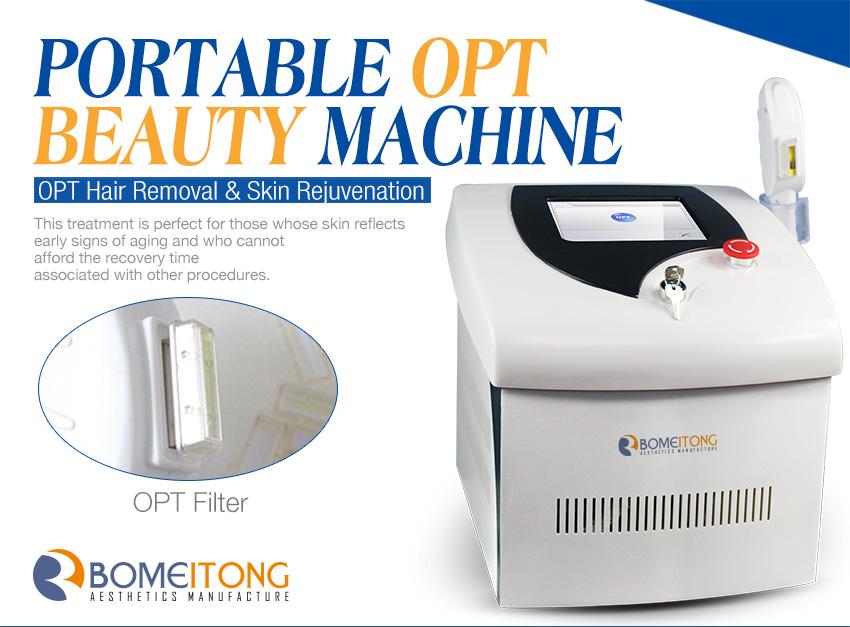 Opt Hair Removal Beauty Machine Skin Rejuvenation Buy