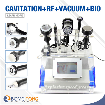 RF Cavitation Machine for Skin Tightening And Body Slimming UL1