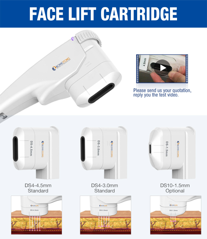 lopohifu face lift cartridge