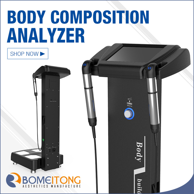 Body Composition Analysis Machine Can Contact WiFi