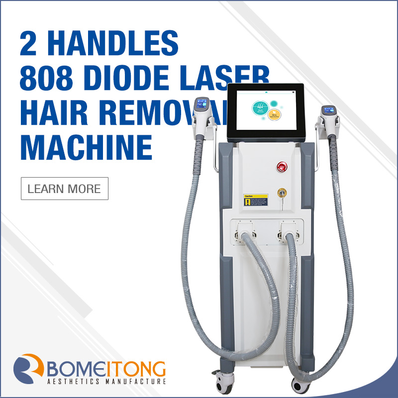Professional 808nm Sapphire Laser Hair Removal Machine Price