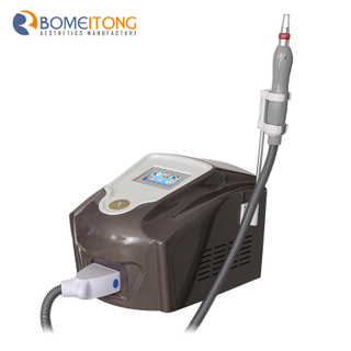 Portable Q-switch ND:YAG Laser Tattoo Removal Pigmentation Removal Carbon Peeling Machine BM23