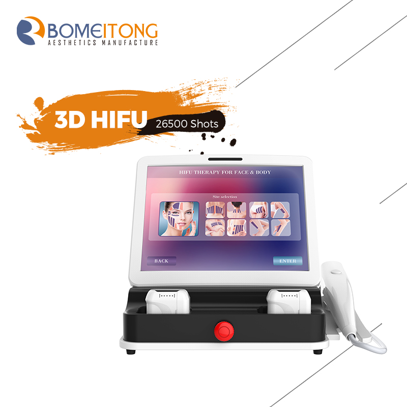 3D Hifu Face Lift Machine Body Slimming for Professional Salon