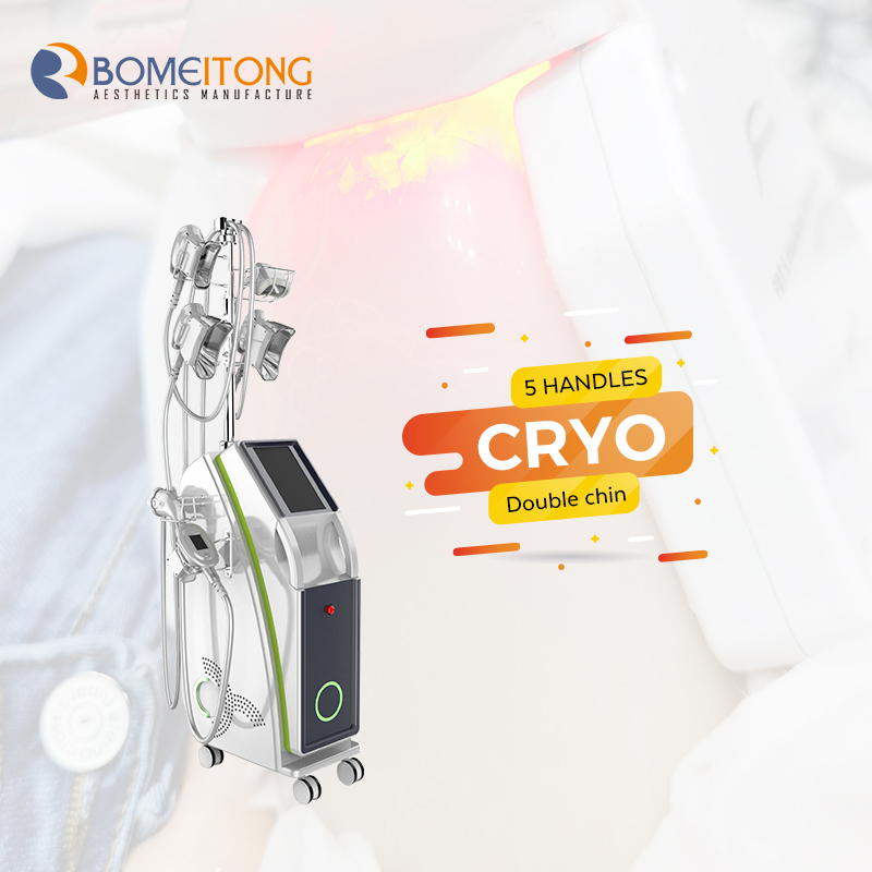 Cryotherapy Cryolipolysis Cellulite Reduction Machine China