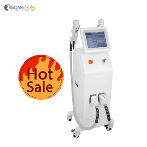 Ipl laser removal hair e-light shr machine skin rejuvenation