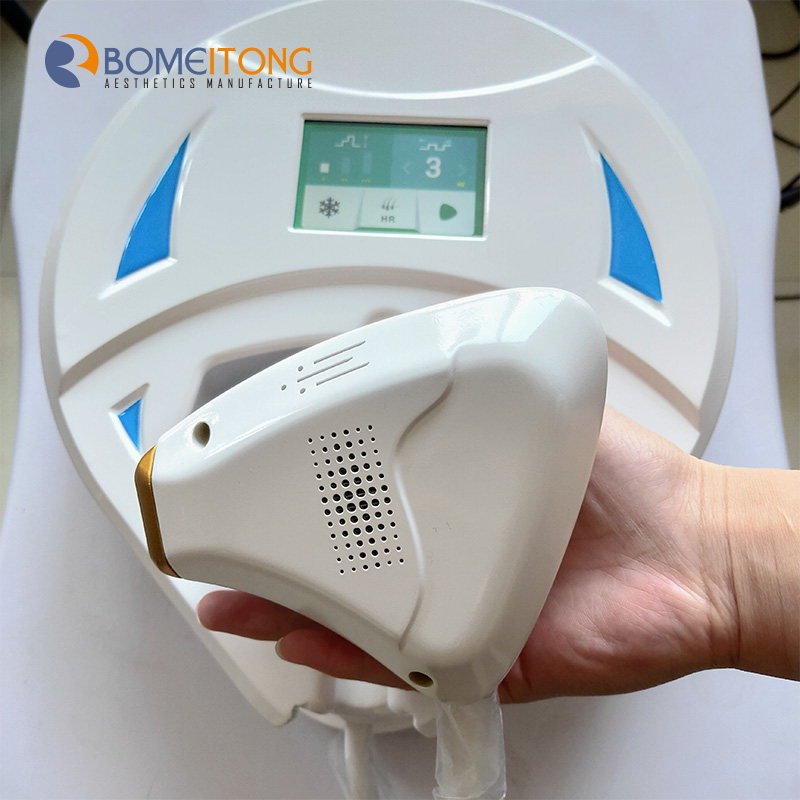 Cheap laser hair removal device efficient safe and permanent