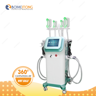 Vatical Fat Freezing Cryolipolysis Machine 4 Handle 360 Surrounding Body