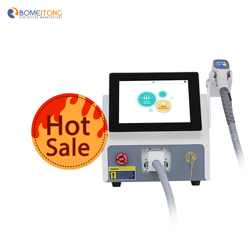 Laser hair reduction 808nm machine skin rejuvenation ce certification