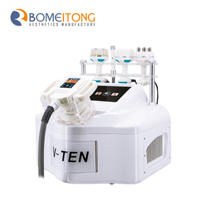 2020 V TEN Cavitation Rf Body Shaping Beauty Machine for Stubborn Fat Remove,Eye Bags Remove