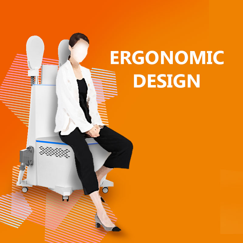 Hiemt chair for pelvic ems vaginal tightening muscle build Correction Women Hip Training Clip Pelvic Trainer Air-cooled system