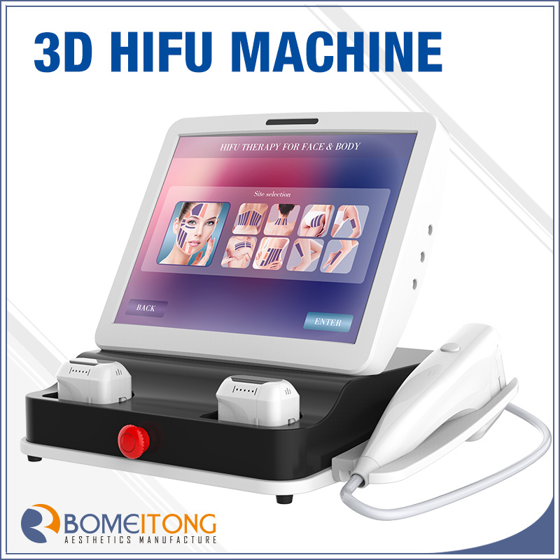 Hifu cost facial treatment 26000 shots professional skin tightening wrinkle remover