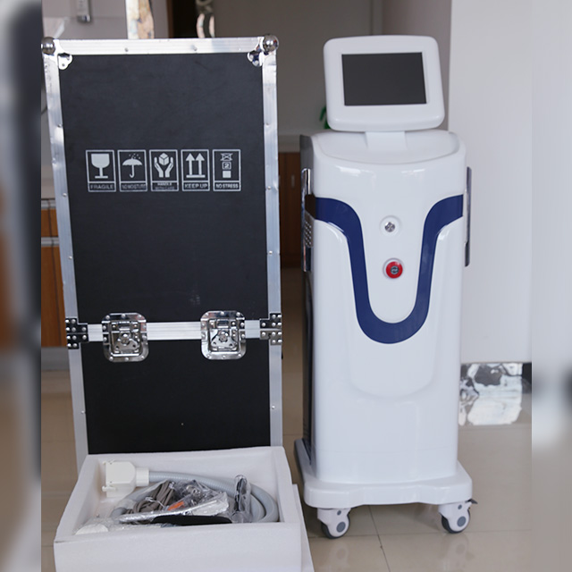 Diode Laser Permanent Epilation Device
