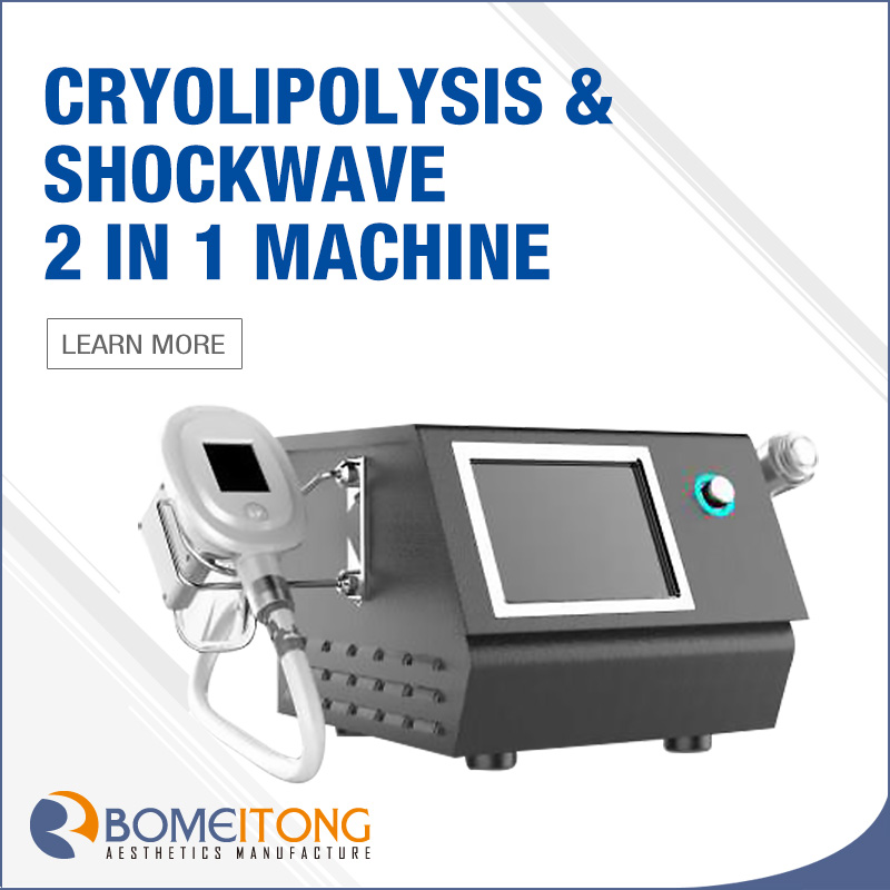 Cryo Cooling Freezer Machine for Laser Clinic