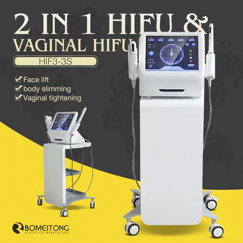 Vertical Hifu Slimming Korea Machine for Sale