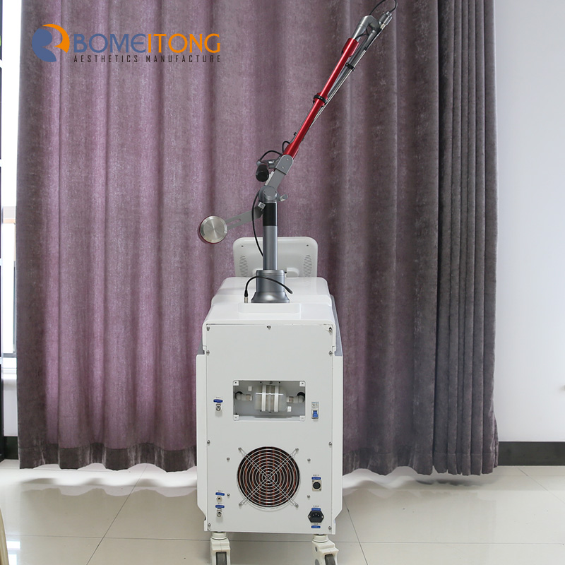 1064nm And 532nm Picosecond Laser Machine For Beauty Center