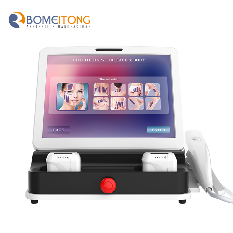 Hifu 3d Ce Professional 11 Lines 2019 Face Body Slimming