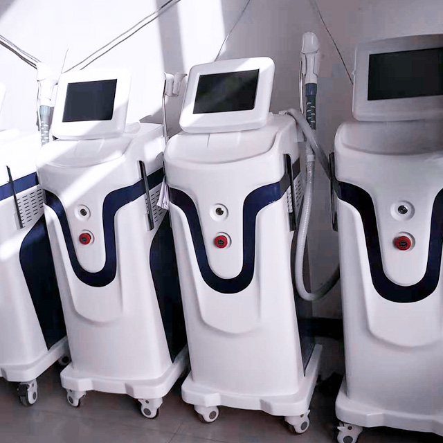 Diode Laser Hair Removal Machines for Spas