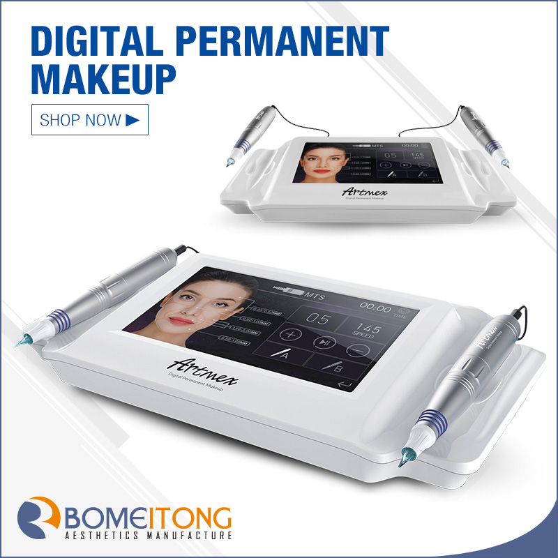Micro Needle Permanent Makeup Machine Tattoo Professional