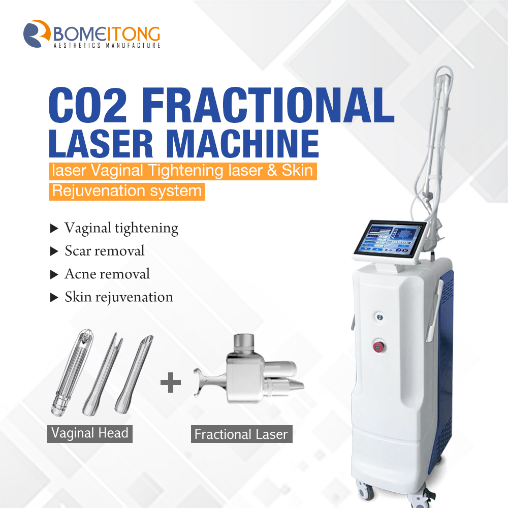 Professional Co2 Fractional Laser Machine for Scar Removal