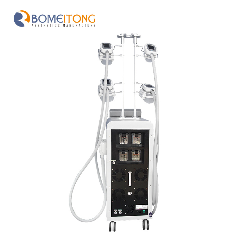 5 in 1 Cryolipolysis Machine with Double Chin Cryo Head