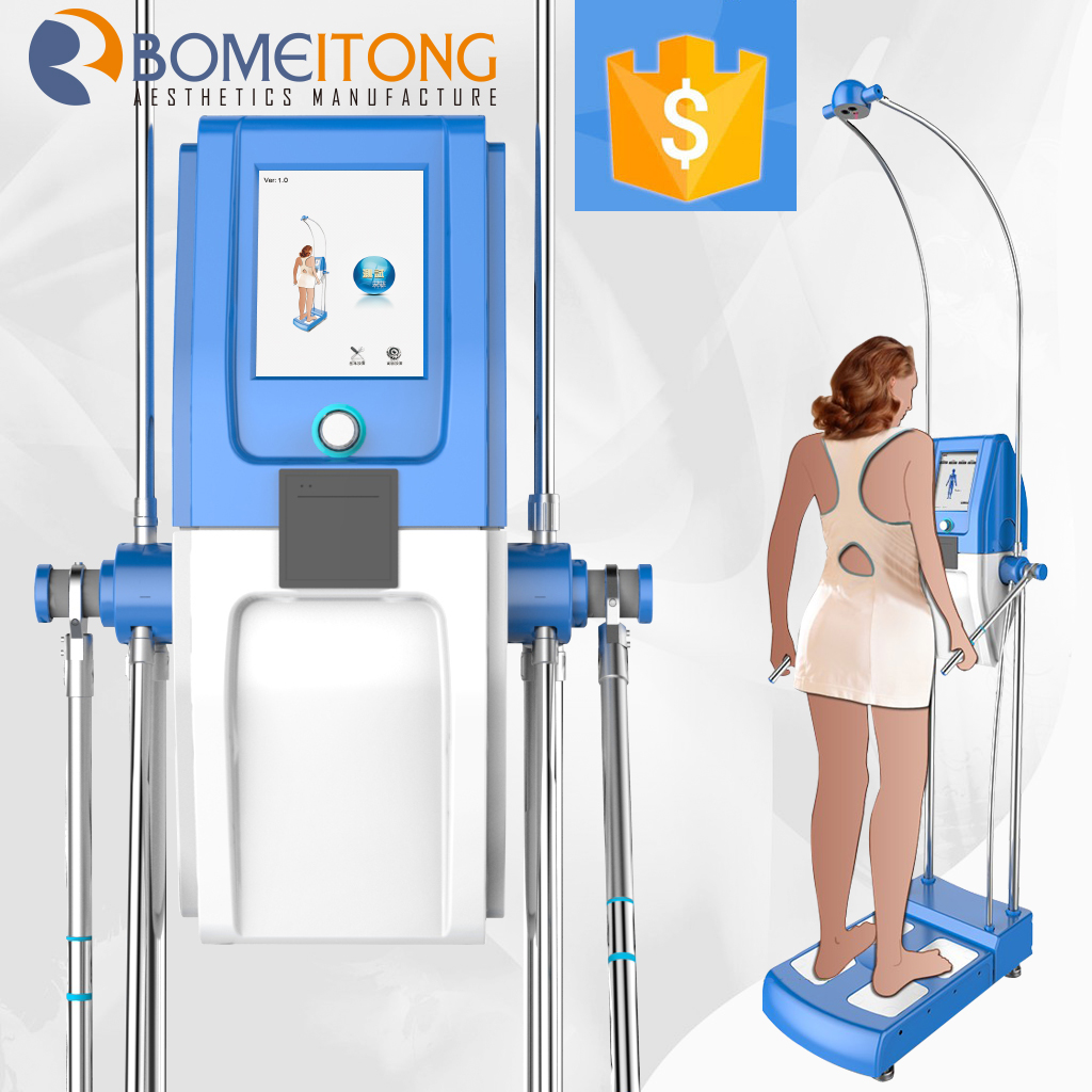 Body Composition Analyzer Equipment for Sale with Height Test