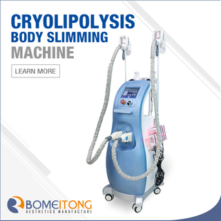 5 In1 Cryolipolysis Fat Freeze Slimming Machine