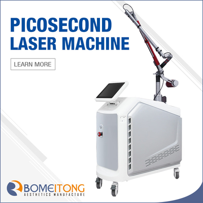 Good Effect Picosecond Laser Korea Machine for Tattoo Removal