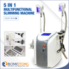 5 in 1 Cryolipolysis Machine with Lipolaser Rf Cavitation