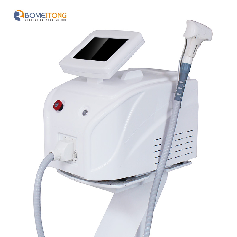 Diode Laser Epilator Hair Removal Machine 808nm