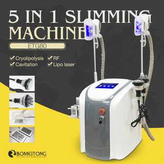 5 in 1 Body Slimming Cryolipolysis Machine for Sale