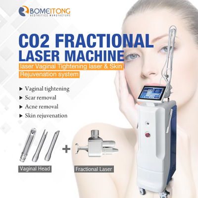 Co2 Fractional Vaginal Tightening Laser Machine Price