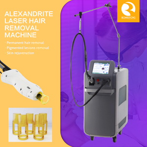 Alexandrite Laser 755nm Hair Removal Machine for Sale BM211
